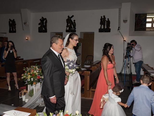 Il matrimonio di Diego e Deborah a Piedimonte San Germano, Frosinone 40