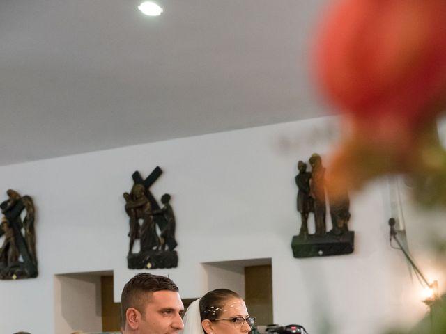 Il matrimonio di Diego e Deborah a Piedimonte San Germano, Frosinone 45