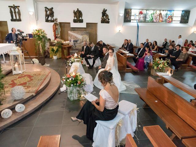 Il matrimonio di Diego e Deborah a Piedimonte San Germano, Frosinone 46