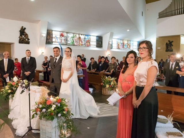 Il matrimonio di Diego e Deborah a Piedimonte San Germano, Frosinone 47