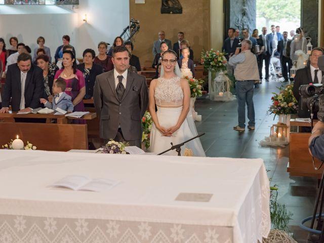 Il matrimonio di Diego e Deborah a Piedimonte San Germano, Frosinone 49