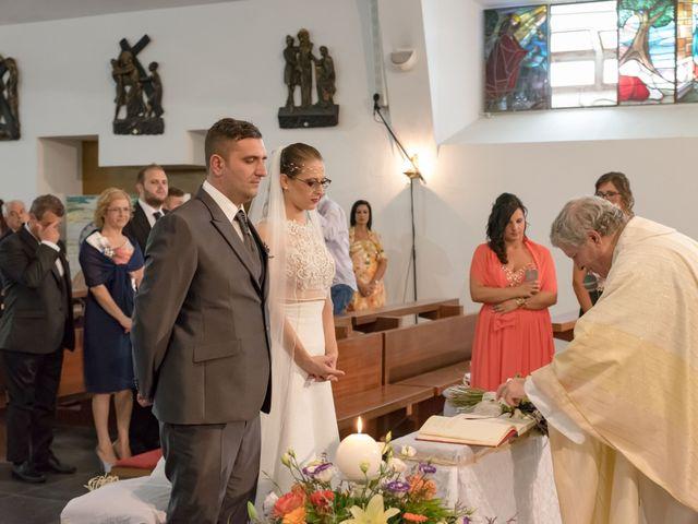 Il matrimonio di Diego e Deborah a Piedimonte San Germano, Frosinone 52