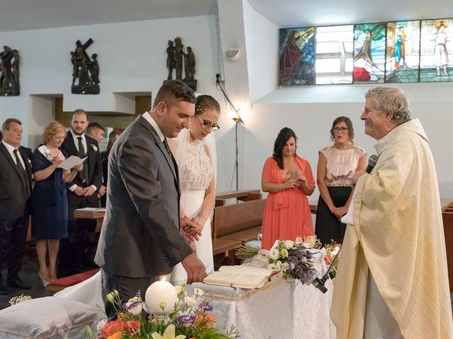 Il matrimonio di Diego e Deborah a Piedimonte San Germano, Frosinone 53