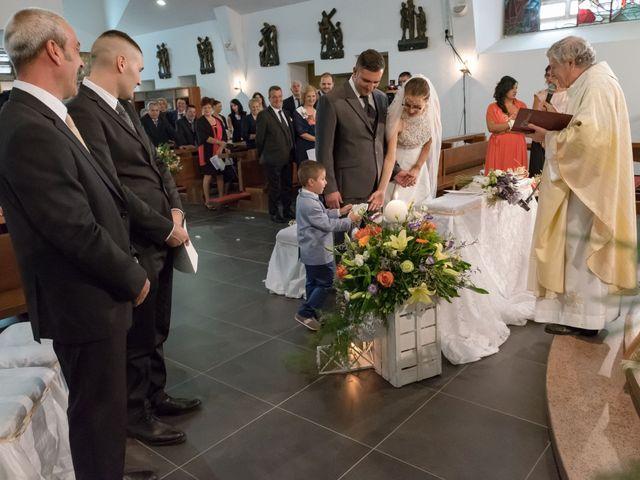 Il matrimonio di Diego e Deborah a Piedimonte San Germano, Frosinone 54