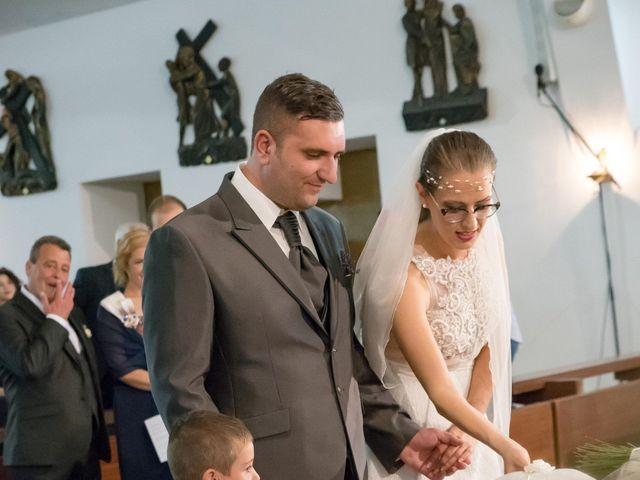 Il matrimonio di Diego e Deborah a Piedimonte San Germano, Frosinone 55