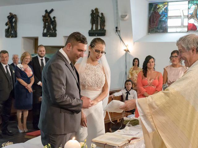 Il matrimonio di Diego e Deborah a Piedimonte San Germano, Frosinone 56