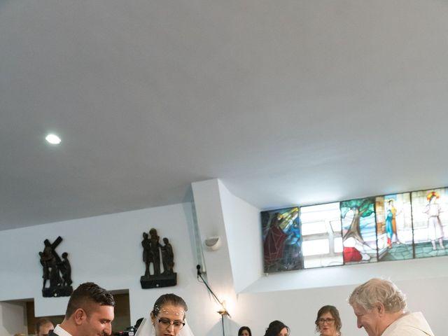 Il matrimonio di Diego e Deborah a Piedimonte San Germano, Frosinone 57