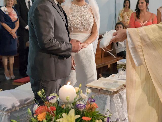 Il matrimonio di Diego e Deborah a Piedimonte San Germano, Frosinone 59