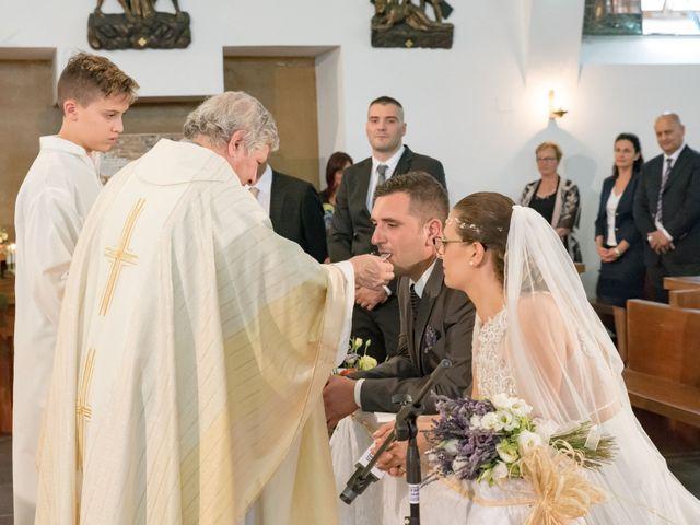Il matrimonio di Diego e Deborah a Piedimonte San Germano, Frosinone 61