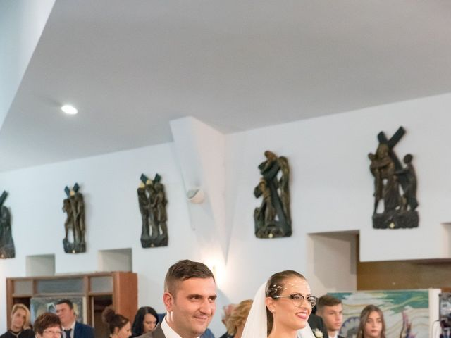 Il matrimonio di Diego e Deborah a Piedimonte San Germano, Frosinone 62