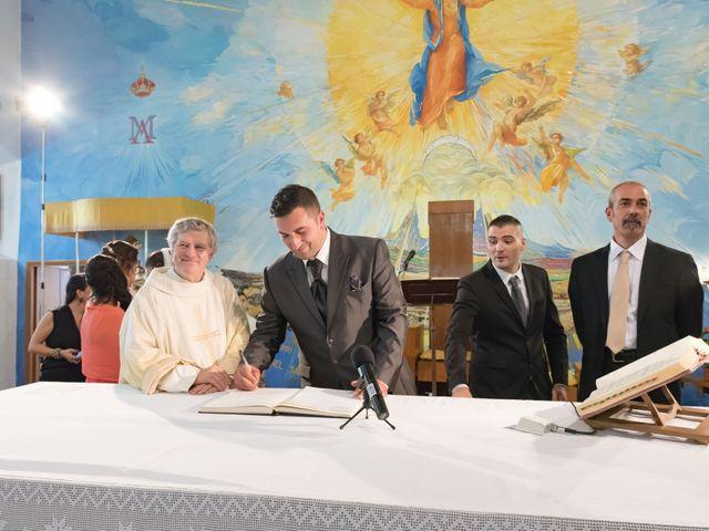 Il matrimonio di Diego e Deborah a Piedimonte San Germano, Frosinone 64