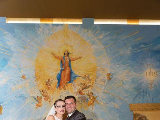 Il matrimonio di Diego e Deborah a Piedimonte San Germano, Frosinone 65