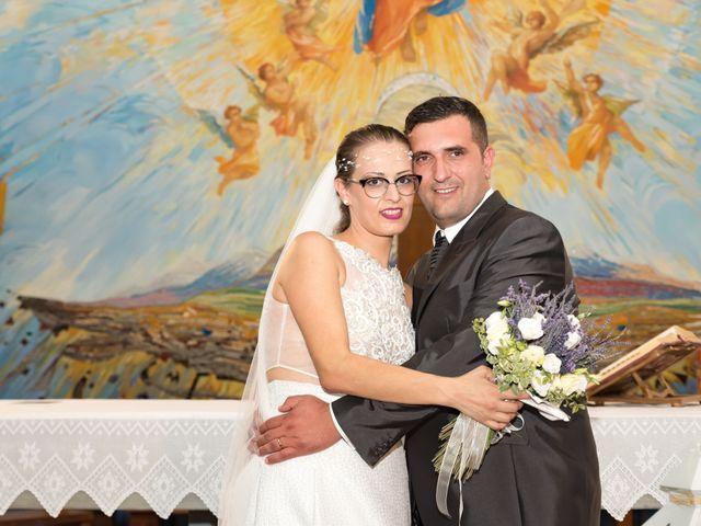 Il matrimonio di Diego e Deborah a Piedimonte San Germano, Frosinone 66