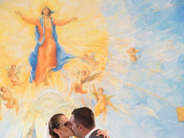 Il matrimonio di Diego e Deborah a Piedimonte San Germano, Frosinone 67