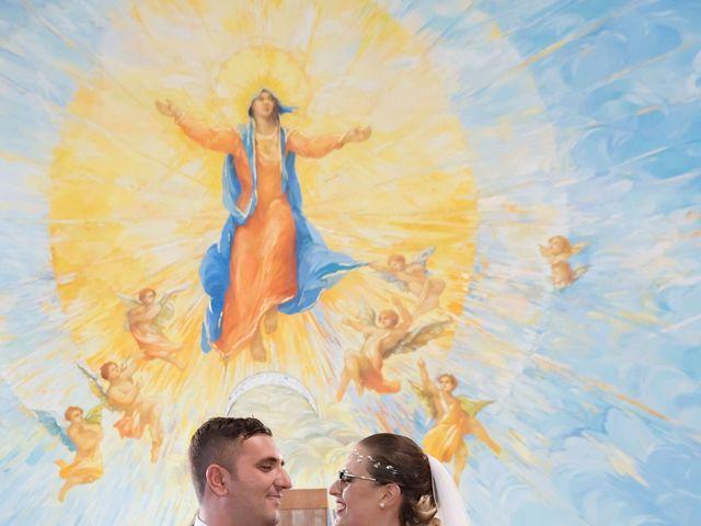 Il matrimonio di Diego e Deborah a Piedimonte San Germano, Frosinone 68
