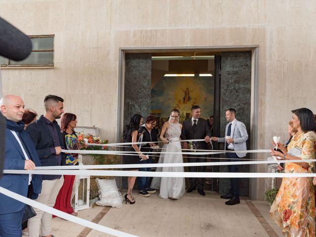 Il matrimonio di Diego e Deborah a Piedimonte San Germano, Frosinone 70