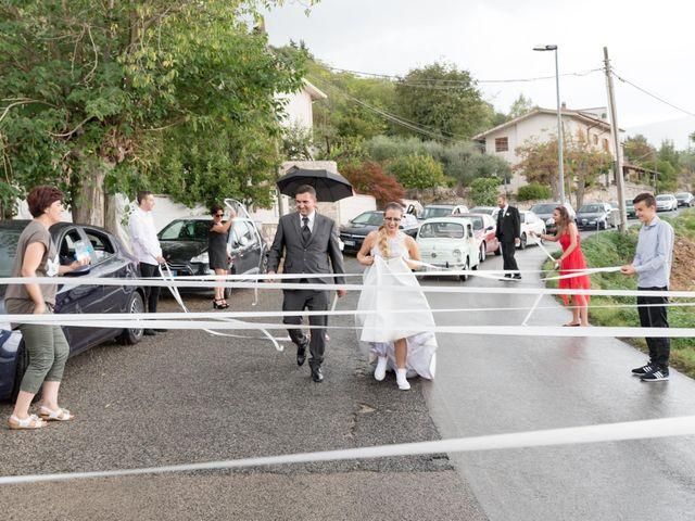 Il matrimonio di Diego e Deborah a Piedimonte San Germano, Frosinone 72