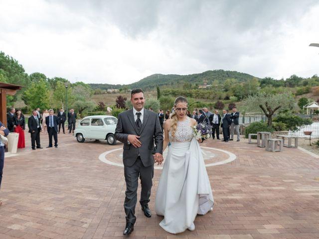 Il matrimonio di Diego e Deborah a Piedimonte San Germano, Frosinone 73