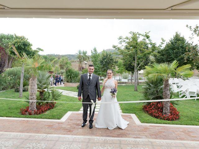 Il matrimonio di Diego e Deborah a Piedimonte San Germano, Frosinone 74