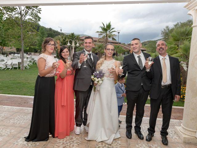 Il matrimonio di Diego e Deborah a Piedimonte San Germano, Frosinone 77