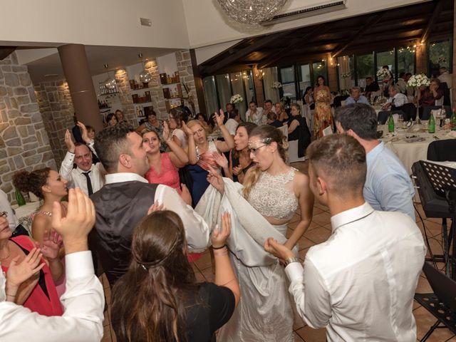 Il matrimonio di Diego e Deborah a Piedimonte San Germano, Frosinone 81