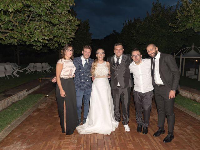 Il matrimonio di Diego e Deborah a Piedimonte San Germano, Frosinone 82