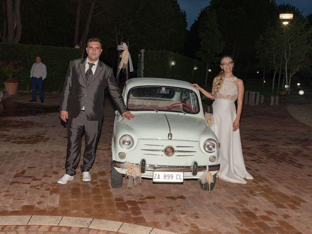 Il matrimonio di Diego e Deborah a Piedimonte San Germano, Frosinone 83