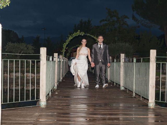 Il matrimonio di Diego e Deborah a Piedimonte San Germano, Frosinone 84