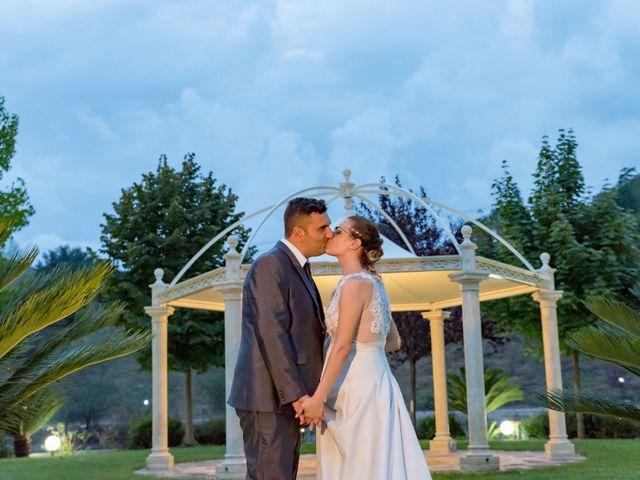 Il matrimonio di Diego e Deborah a Piedimonte San Germano, Frosinone 86