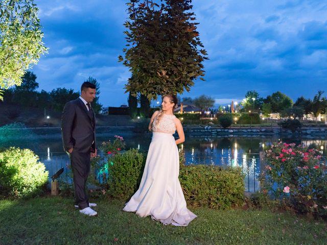 Il matrimonio di Diego e Deborah a Piedimonte San Germano, Frosinone 90