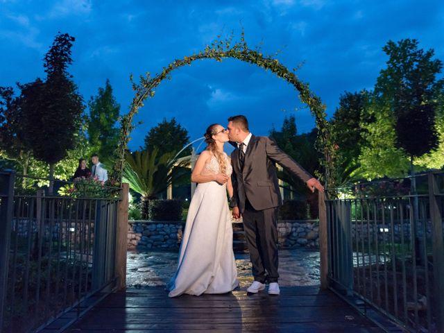 Il matrimonio di Diego e Deborah a Piedimonte San Germano, Frosinone 91