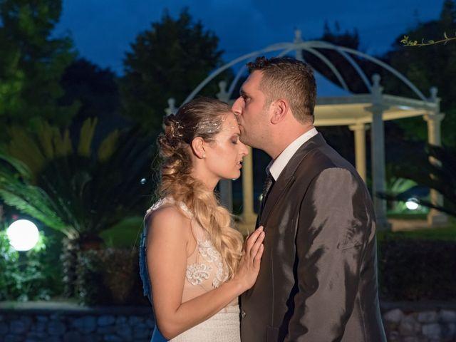 Il matrimonio di Diego e Deborah a Piedimonte San Germano, Frosinone 92