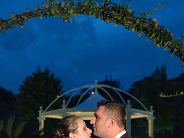 Il matrimonio di Diego e Deborah a Piedimonte San Germano, Frosinone 93