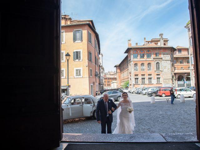 Il matrimonio di Sara e Flavio a Roma, Roma 5