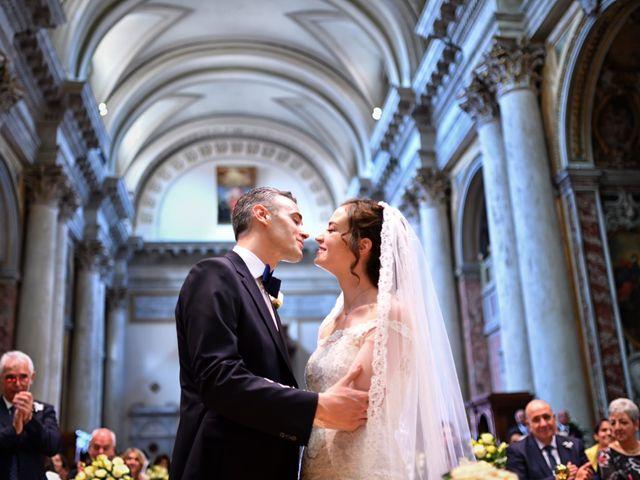 Il matrimonio di Sara e Flavio a Roma, Roma 6