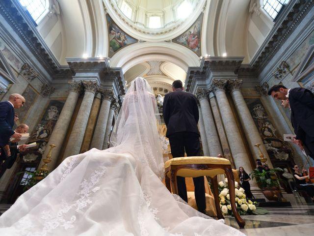 Il matrimonio di Sara e Flavio a Roma, Roma 18