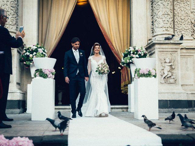 Il matrimonio di Vincenzo e Erika a Catania, Catania 5