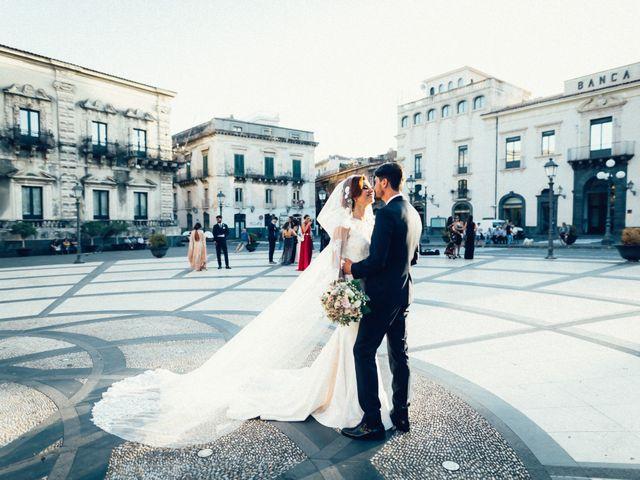 Il matrimonio di Vincenzo e Erika a Catania, Catania 6