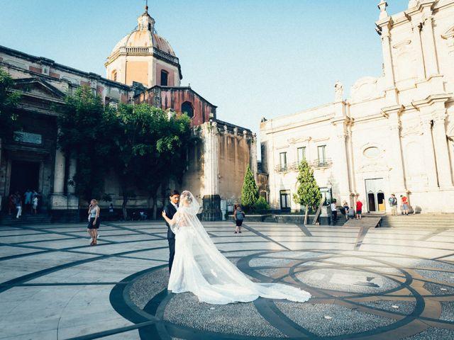 Il matrimonio di Vincenzo e Erika a Catania, Catania 7