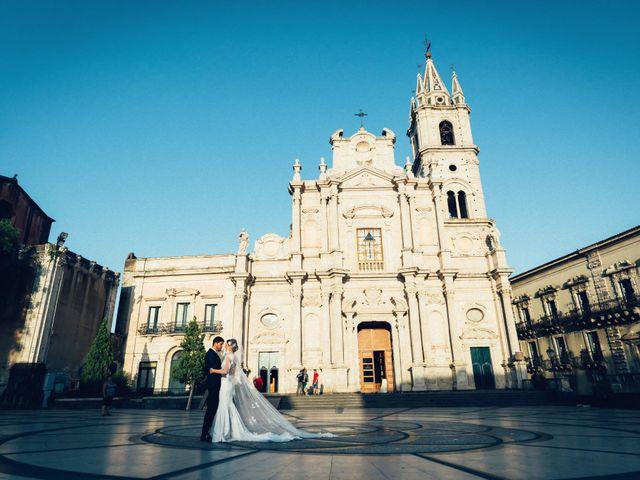 Il matrimonio di Vincenzo e Erika a Catania, Catania 8