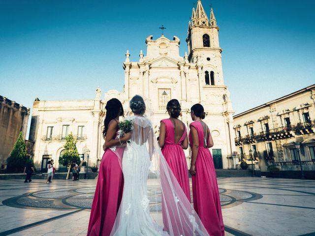 Il matrimonio di Vincenzo e Erika a Catania, Catania 9