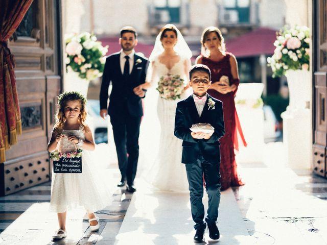 Il matrimonio di Vincenzo e Erika a Catania, Catania 28