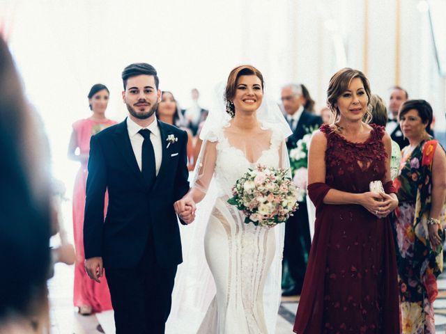 Il matrimonio di Vincenzo e Erika a Catania, Catania 29