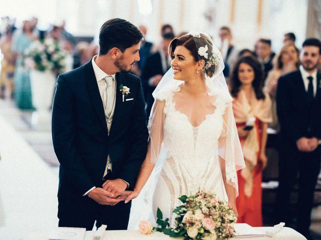 Il matrimonio di Vincenzo e Erika a Catania, Catania 31