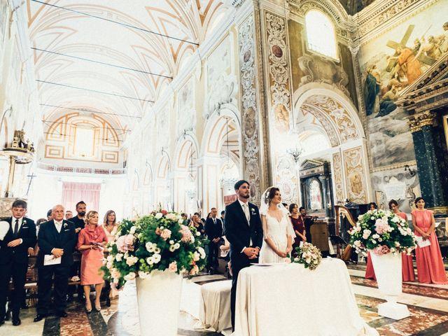 Il matrimonio di Vincenzo e Erika a Catania, Catania 32