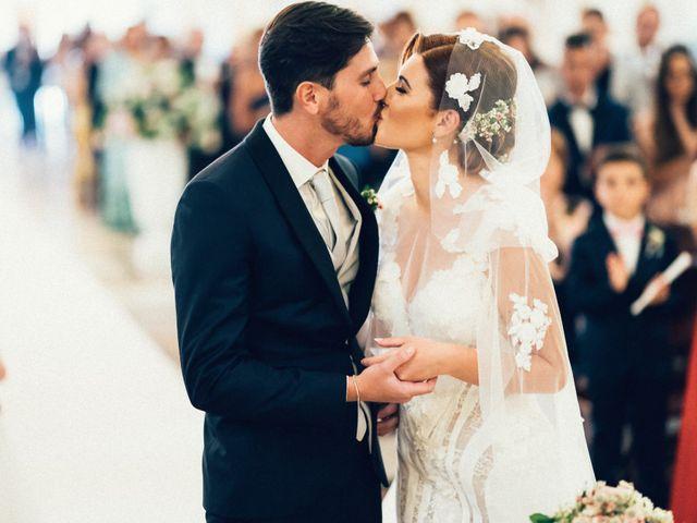 Il matrimonio di Vincenzo e Erika a Catania, Catania 34