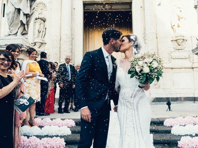 Il matrimonio di Vincenzo e Erika a Catania, Catania 36