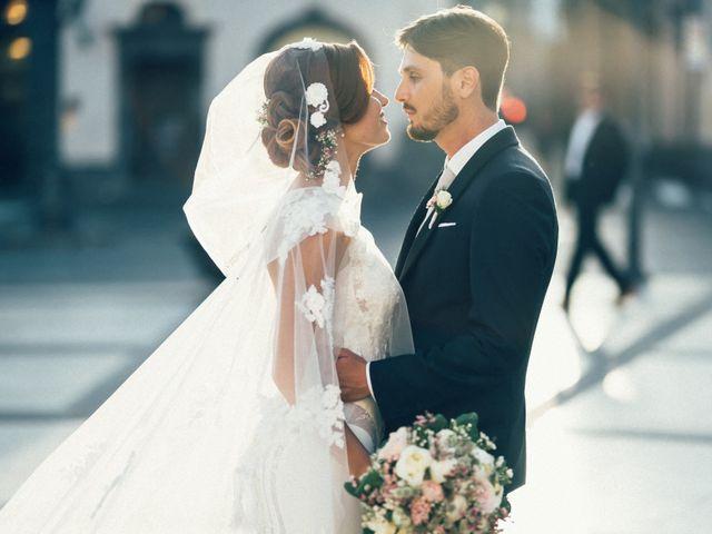 Il matrimonio di Vincenzo e Erika a Catania, Catania 38