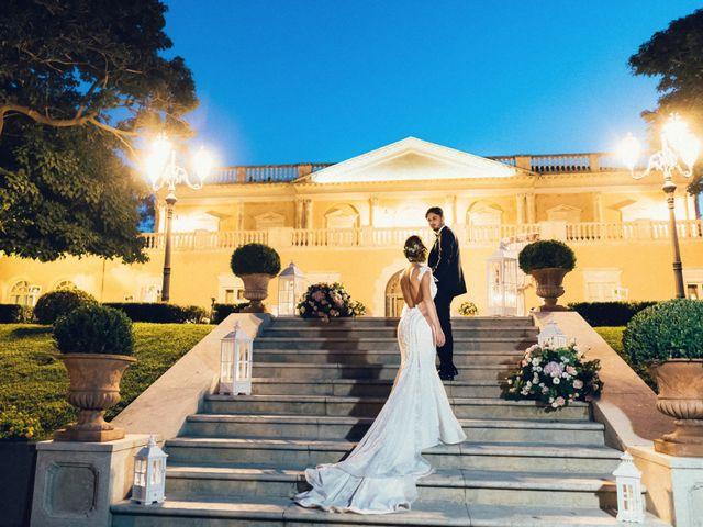 Il matrimonio di Vincenzo e Erika a Catania, Catania 47