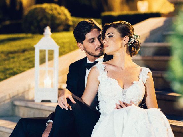 Il matrimonio di Vincenzo e Erika a Catania, Catania 50